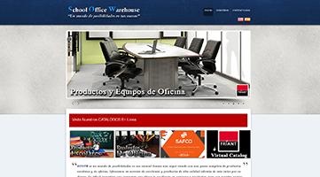 Empresa de Equipos de Oficina
